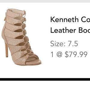 Kenneth Cole heels 7.5 NIB